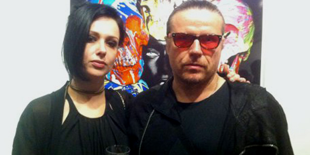 THE CULT's IAN ASTBURY Marries The Black Ryder's Aimee ...