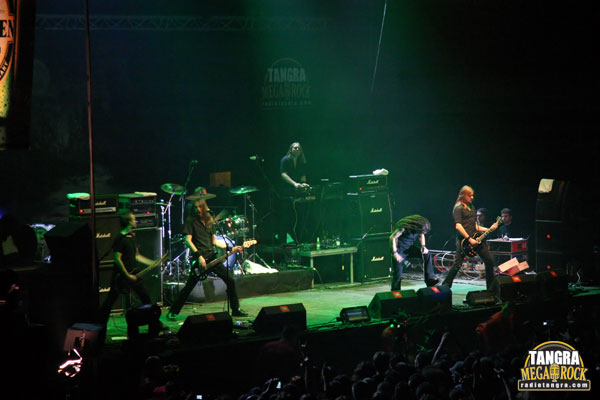 amorphis live in sofia 2007