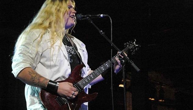 SABATON Announces New Guitarist TOMMY JOHANSSON