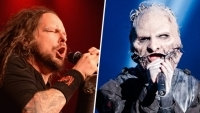 KORN Share 'A Different World' Featuring SLIPKNOT's Corey Taylor