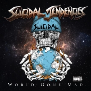 SUICIDAL TENDENCIES - 'World Gone Mad' (2016)
