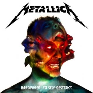 METALLICA - 'Hardwired… to Self-Destruct' (2016)
