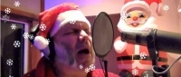 BLAZE BAYLEY Releases Brand New Christmas Song And Video 'Crazy Christmas' Read