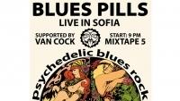VAN COCK ще открият концерта на шведската сензация BLUES PILLS