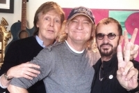 Двамата живи от BEATLES отново заедно в студио заедно с ДЖО УОЛШ