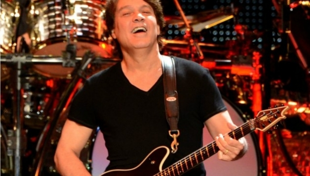 EDDIE VAN HALEN Has Donated 75 of His Guitars to Public Schools