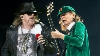 AC/DC Making New Album With Axl Rose?