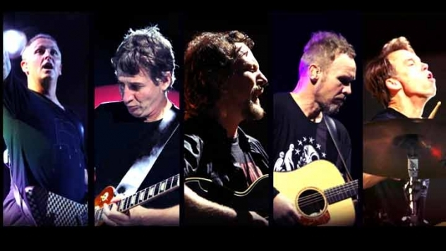 PEARL JAM Share Career Spanning 'Alive' Video To Celebrate