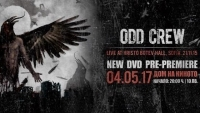 Pre-order the ODD CREW live at Hristo Botev DVD - get a bonus package