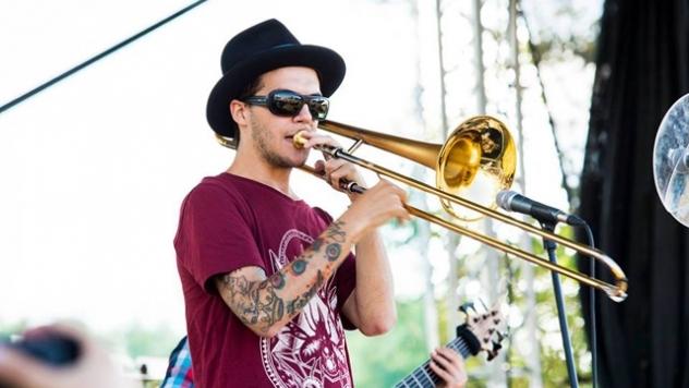 VILI STOYANOV's 'BRAZZ JAMBOREE' is on TANGRA MEGA ROCK today at 2 pm