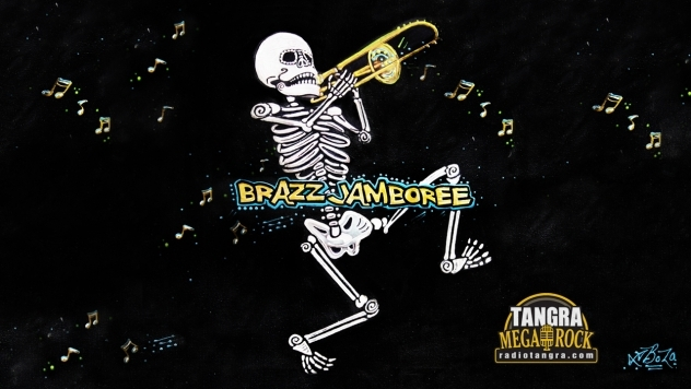 VILI STOYANOV's 'BRAZZ JAMBOREE' has a brand new vison - check it here