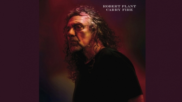 ROBERT PLANT Announces New 'Carry Fire' LP, Debuts 'The May Queen' Single