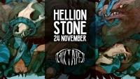 HELLION STONE ще представят първия си албум с концерт на 24 ноември