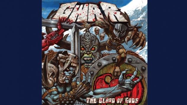 GWAR - 'The Blood Of Gods' Album Streaming In Full - Tangra
