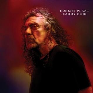 ROBERT PLANT - 'Carry Fire' (2017)
