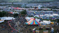 Glastonbury is banning plastic water bottles