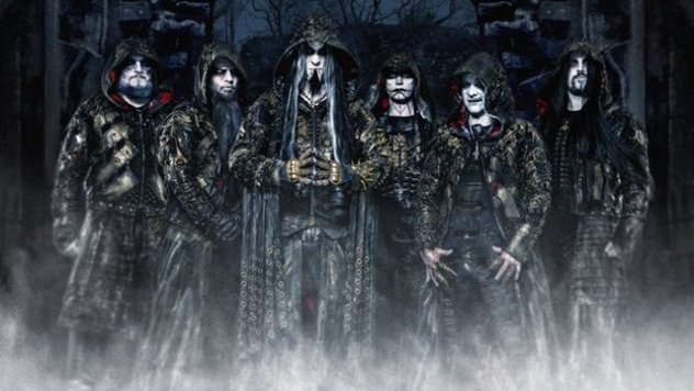 DIMMU BORGIR - video for second single, 'Council Of Wolves And