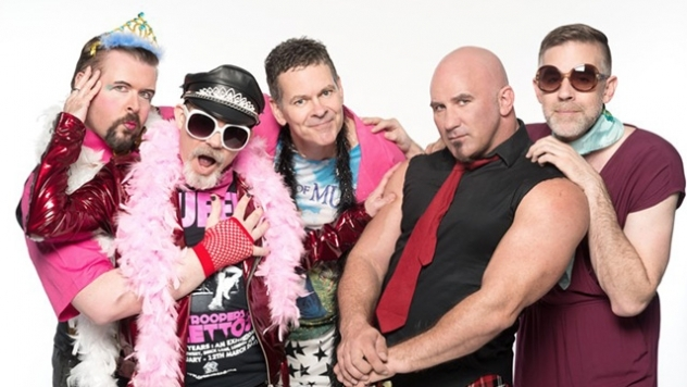 Gay band