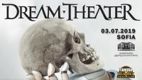 DREAM THEATER със супер концерт в Зала 1 на НДК в София на 3 юли 2019