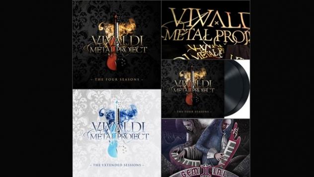 VIVALDI METAL PROJECT ви предлагат страхотна ИГРА преди шоуто в София