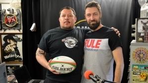 РОМЕН БАЛМИС - треньор на България по РЪГБИ