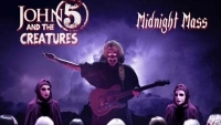 Гледайте новото видео на JOHN 5 AND THE CREATURES - 'Midnight Mass'