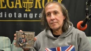 NIKI TOMOV's solo record
