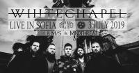 Българска и гръцка група ще открият шоуто на WHITECHAPEL в София