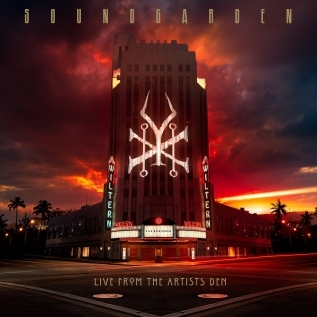 SOUNDGARDEN – 'Live from the Artists Den' (2019)
