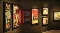 Видеоразходка из ХОРЪР изложбата на КЪРК ХАМЕТ в Канада