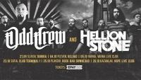 ODD CREW тръгват на турне в страната с HELLION STONE - вижте датите