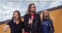 Този понеделник THE ARISTOCRATS ще свирят за първи път в София