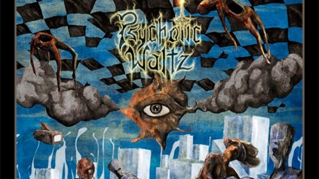 PSYCHOTIC WALTZ launch 'All The Bad Men' single and video!