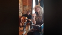 RITCHIE BLACKMORE And CANDICE NIGHT Cover JOAN BAEZ's 'Diamonds & Rust'