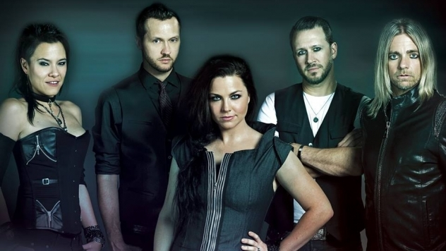Слушайте новата песен на EVANESCENCE - 'The Game Is Over'