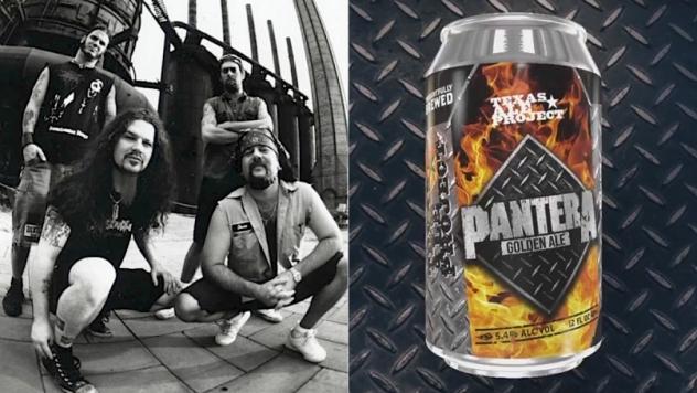 PANTERA пускат своя крафт бира 5.4% - Pantera Golden Ale