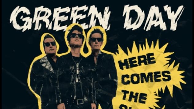 GREEN DAY издадоха чисто нов сингъл - 'Here Comes The Shock' - чуйте ТУК