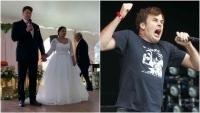 Вижте първия танц на новобрачна двойка на 'You Suffer' на NAPALM DEATH
