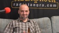 Певецът на КОНТРОЛ - ИВАН ГАТЕВ говори за новия албум - 'Червена книга'