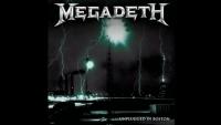 Акустичният албум на MEGADETH най-после излиза - с 20 години закъснение