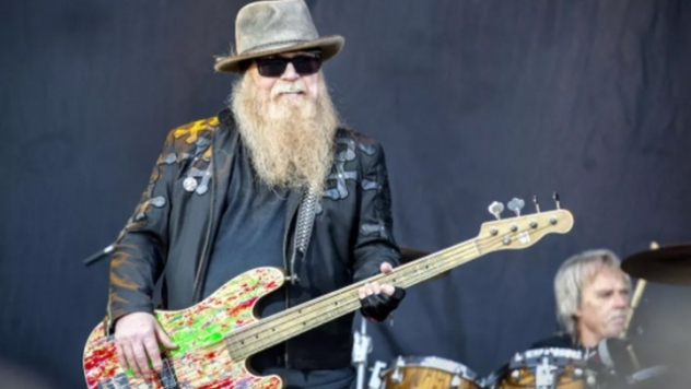 ДЪСТИ ХИЛ - великият басист на ZZ TOP почина на 72