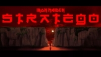 IRON MAIDEN с епично анимационно видео на 'Stratego' - гледайте тук
