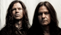 BRODERICK, DROVER name their band ACT OF DEFIANCE