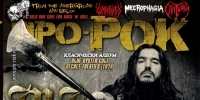 MACHINE HEAD on the cover of the new PRO-ROCK magazine