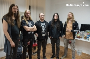KATATONIA & Orchestra - Meet and Greet, Plovdiv