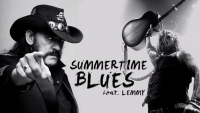 LEMMY teams with RICKY WARWICK on 'Summertime Blues' - listen