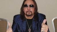 ACE FREHLEY recruits PAUL STANLEY for solo record