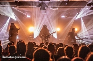 ALCEST, BIRDS IN ROW, KAELAN MIKLA, photos by Elena Nekova