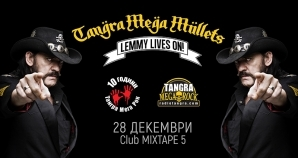 Tangra Mega Mullets - LEMMY LIVES ON