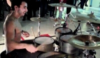 Watch TEXAS IN JULY drummer cover Eminem song 'Rap God' on drums